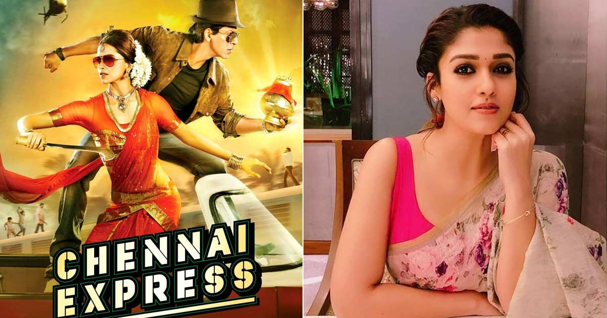 Did You Know? Nayanthara Once Refused A Chance To Be In Shah Rukh Khan Starrer Chennai Express