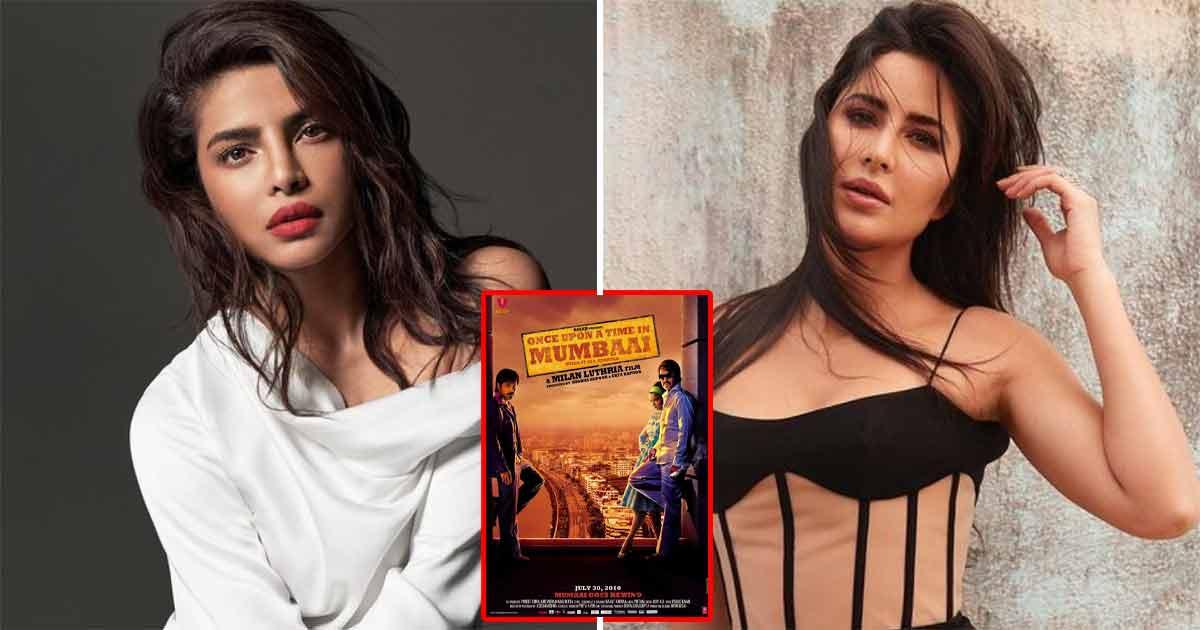 Priyanka Chopra & Katrina Kaif Have Denied Once Upon A Time In Mumbaai
