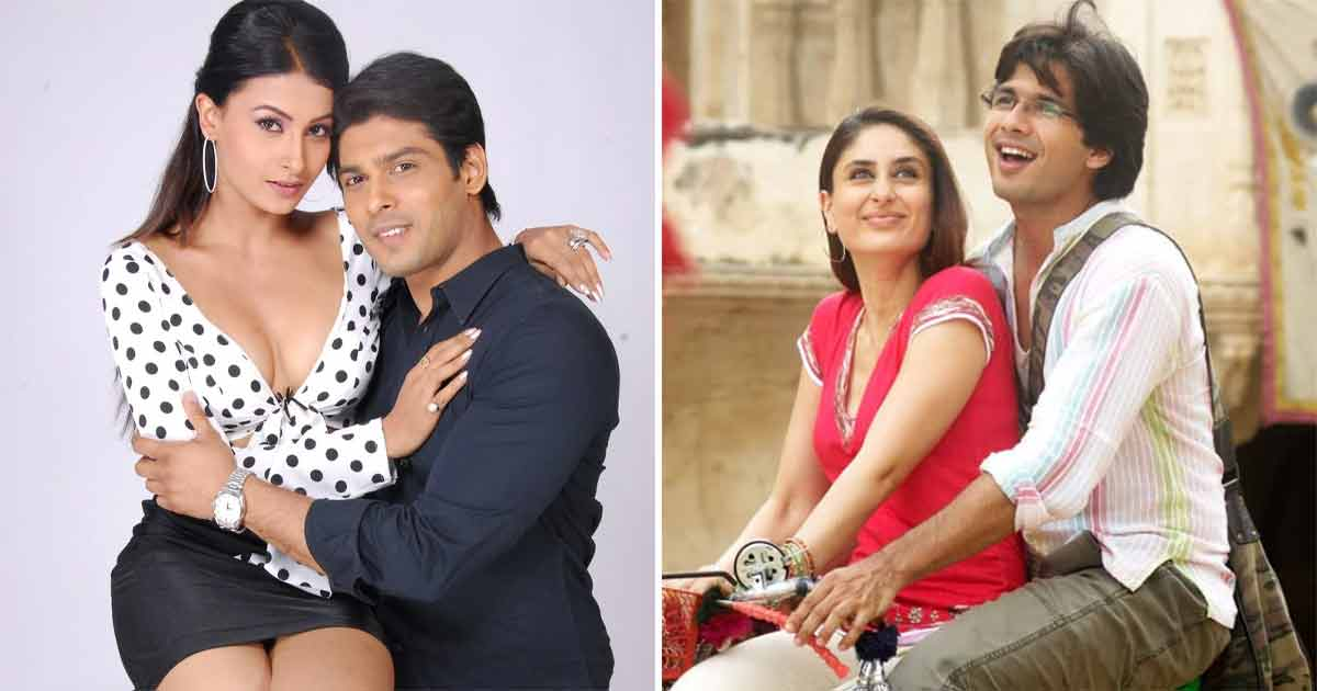Throwback To When Sidharth Shukla & Pavitra Punia Turned Shahid Kapoor- Kareena Kapoor Khan In A Jab We Met Inspired Show