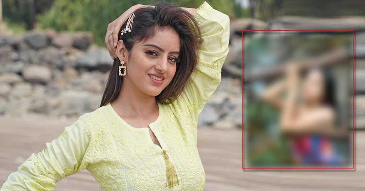 Diya Aur Baati Fame Deepika Singh Poses With The Fallen Trees After Cyclone Tauktae; This Reminds A Fan Of Taarak Mehta Ka Ooltah Chashmah - Deets Inside