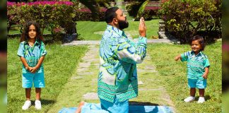 DJ Khaled releases new hip hop album 'Khaled Khaled'