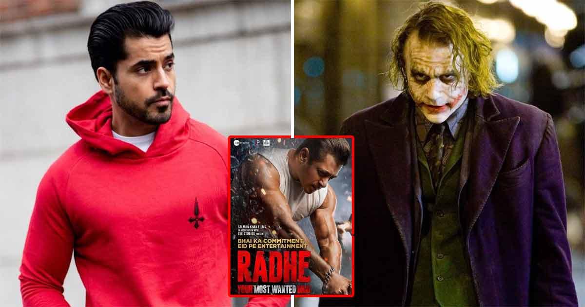 Gautam Gulati Talks About Enacting Heath Ledger's Joker For Radhe Audition