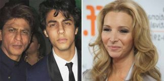 Do You Know? Shah Rukh Khan's Son Aryan Khan Has A Special Connection With Friends Actress Lisa Kudrow