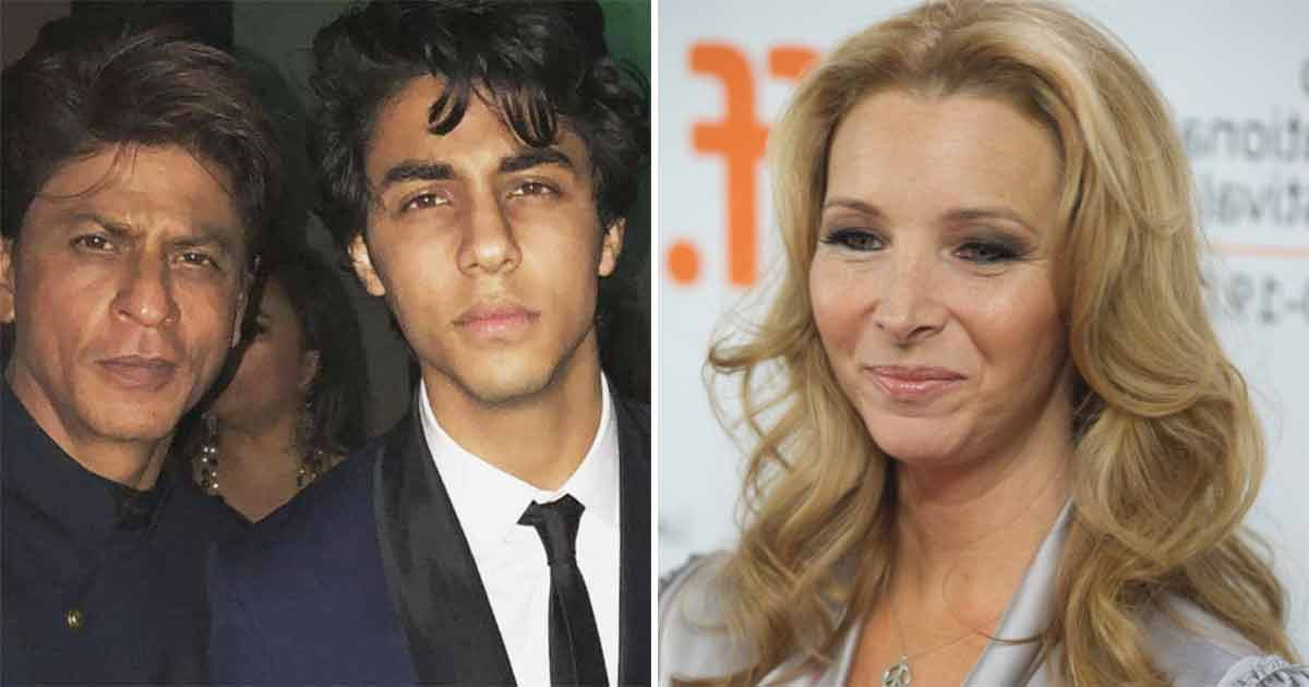 Did You Know? Shah Rukh Khan's Son Aryan Khan Has A Special Connection With Friends Actress Lisa Kudrow