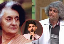 Does Sunil Grover Looks Like Indira Gandhi? Varun Grover Feels So!