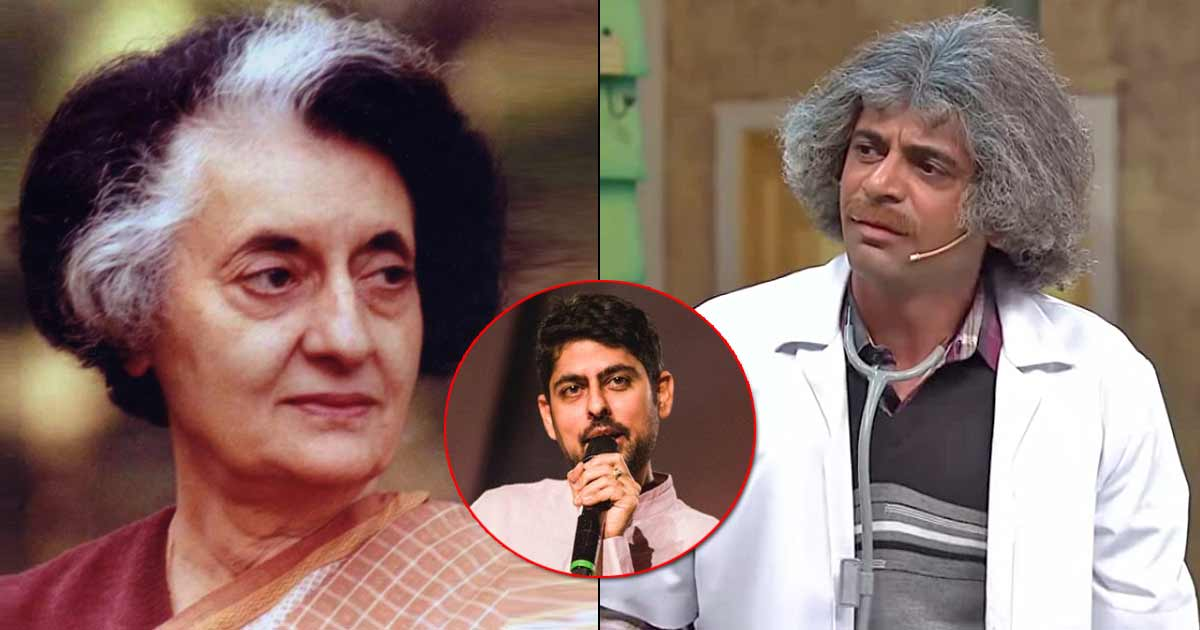 When Varun Grover Joked About Sunil Grover Looking Like Indira Gandhi In His Stand-Up Act
