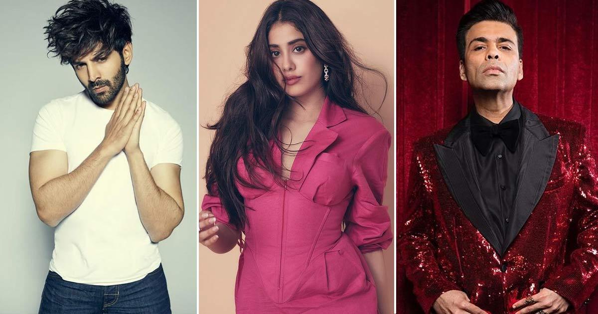 Dostana 2: Kartik Aaryan Wanted Janhvi Kapoor To Be Dropped But Karan Johar Chose Her?