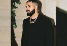 Drake lauds 'God's Plan' scholarship receiver for master's degree
