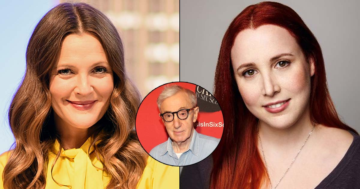 Drew Barrymore Opens Up That She Regrets Working With Woody Allen