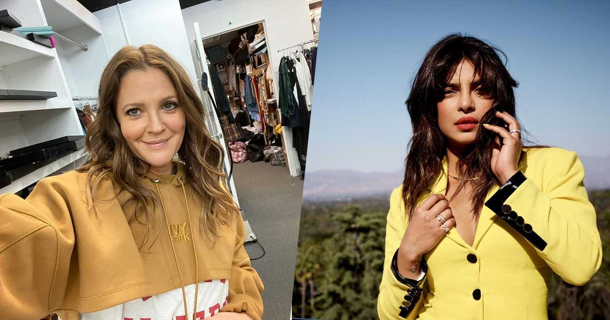 Drew Barrymore urges all to give to Priyanka Chopra's Covid relief fund for India