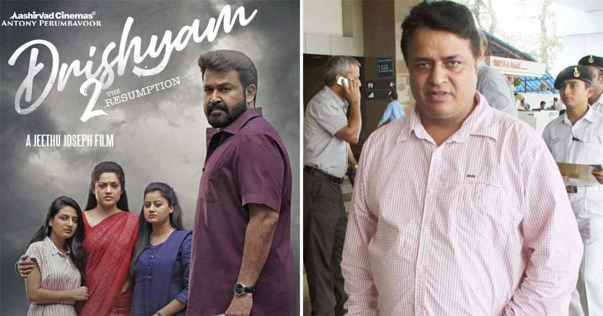 Drishyam 2 Hindi Remake Hits A Roadblock, Legal Case Filed