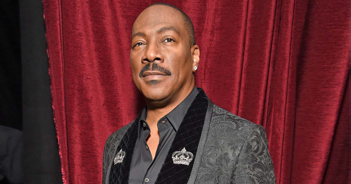 "Eddie Murphy On Starting Out Young: ""There Are So Many Ways You Could.."