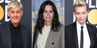 Ellen DeGeneres Is Staying With Courteney Cox; Denies Any Marital Trouble With Portia de Rossi
