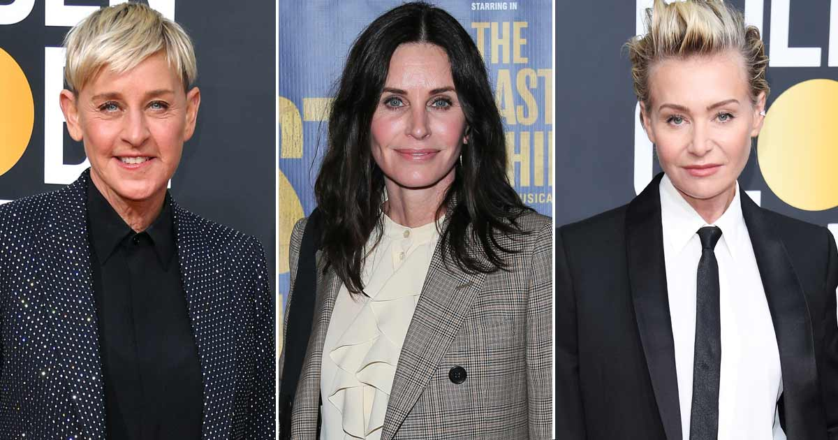 Ellen DeGeneres Denies Trouble In Marriage With Portia de Rossi