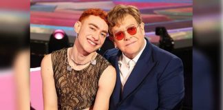 Elton John called Olly Alexander to ask if he'd perform at BRITs
