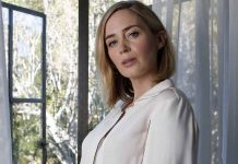 Emily Blunt's first kiss was horrible