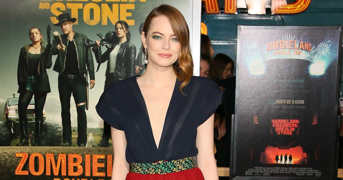 Emma Stone shares middle name with baby daughter