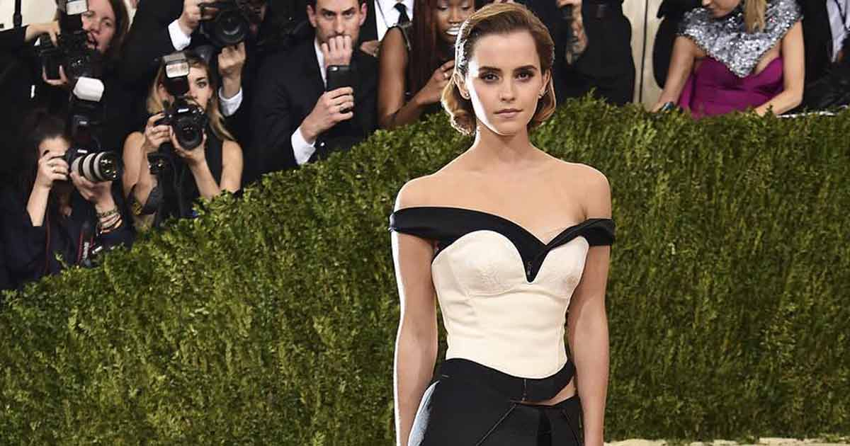 Emma Watson Opens Up On Her Engagement Reports
