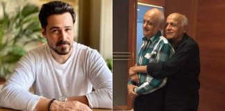 Emraan Hashmi Talks On Mahesh Bhatt & Mukesh Bhatt's Split