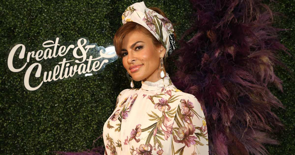 Eva Mendes Reveals Feeling Her Face Was 'Weird' At 26 Because Her Bone Structure Was 'Odd' - Check Out