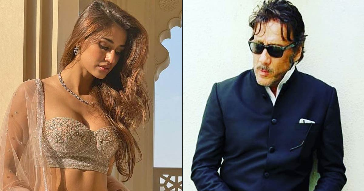 """Exclusive! Disha Patani Reveals The Real Reason For Addressing Jackie Shroff As 'Sir': """"It Wasn't Really Difficult Thinking…"""""""