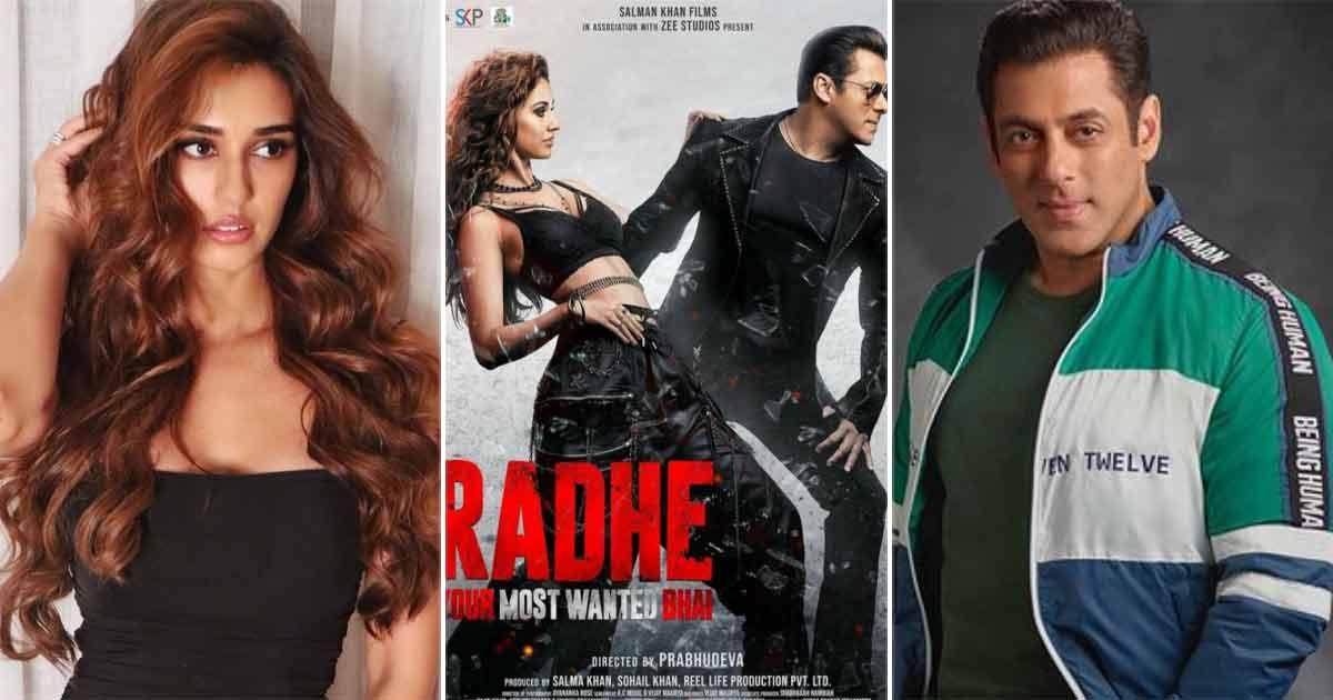 Disha Patani On Working With Radhe Co-Star Salman Khan