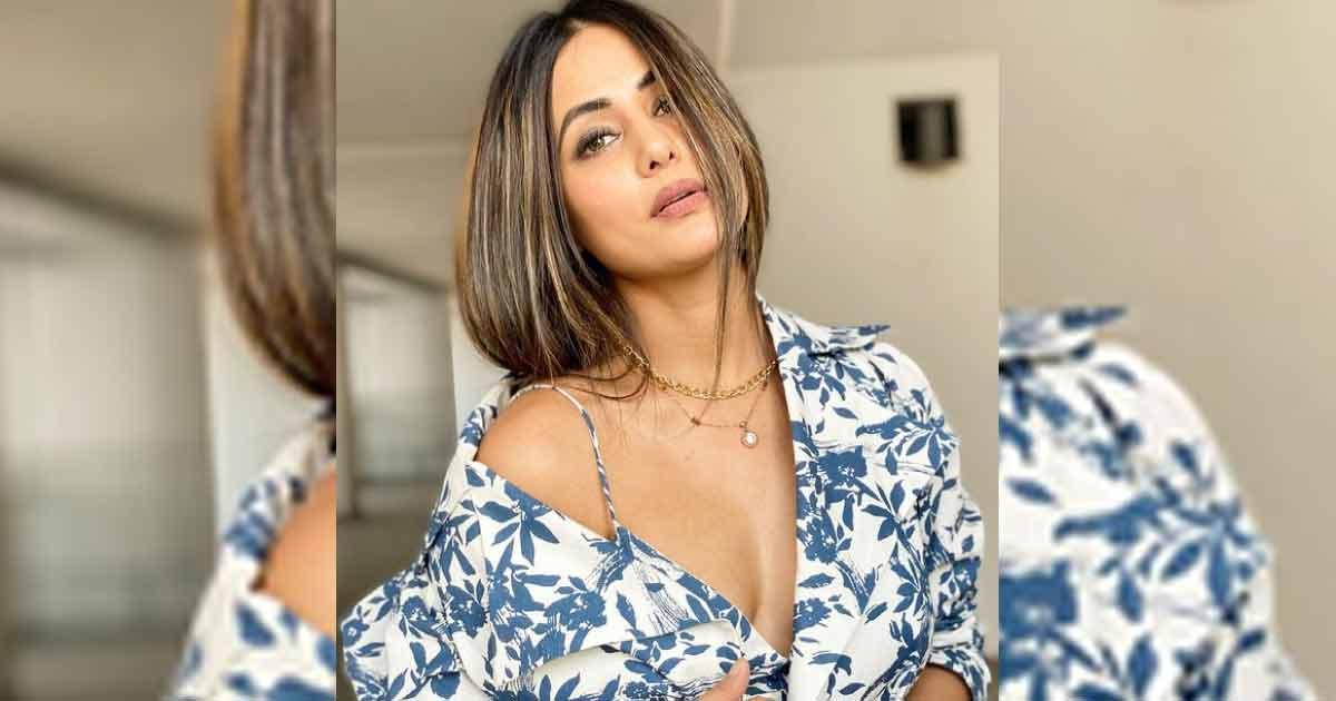 Exclusive! Hina Khan On Her Upcoming Music Video, Patthar Wargi