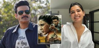 Exclusive! Manoj Bajpayee Is All Praises For The Family Man 2 Co-Star Samantha Akkineni