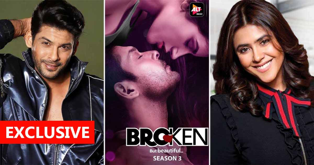 Exclusive! Sidharth Shukla Opens Up On Collaboration With Ekta Kapoor For Broken But Beautiful Season 3
