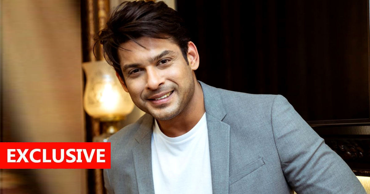 Exclusive! Sidharth Shukla On His 'Angry Young Man' Image