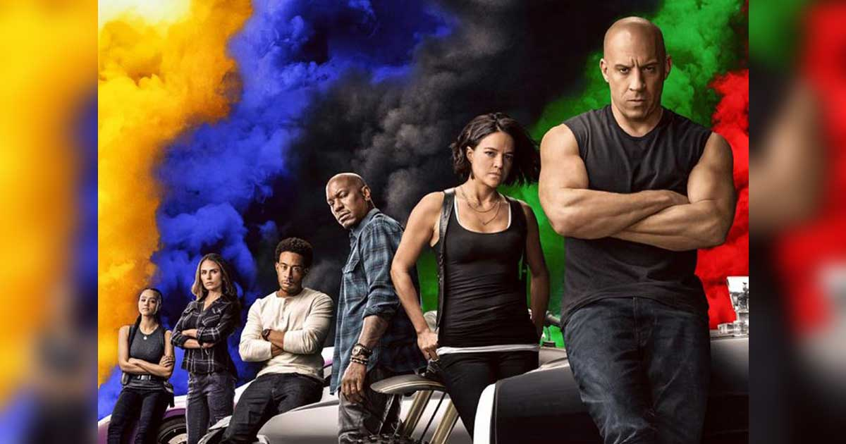 Fast & Furious 9 Box Office (China): Scores A Shattering $100 Million In Just Two Days!