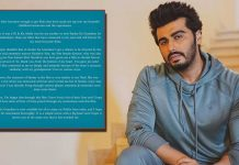 ' Fortunate enough to get films that have made me tap into my beautiful childhood memories' : Arjun Kapoor