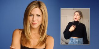 FRIENDS: Jennifer Aniston's Doppelganger Pulls Off Rachel Like No One Before & She's So Pretty, We Want To Cry - Check Out