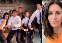 Courteney Cox Reveals Details Of The Friends Reunion Special!
