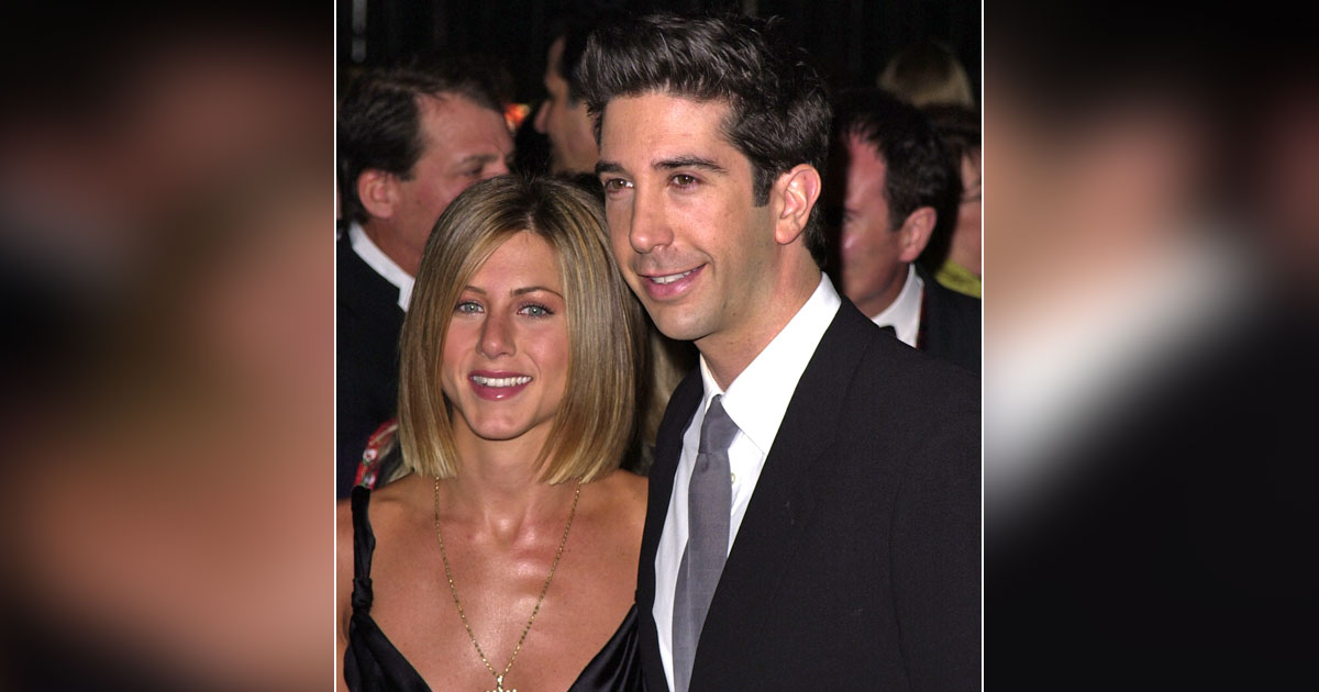 FRIENDS Reunion: Jennifer Aniston Felt It Would Be A Bummer To Kiss David Schwimmer On TV For The First Time After Crushing Over Him, Read On