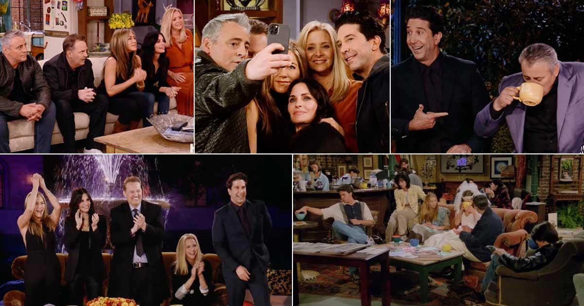 FRIENDS Reunion Trailer Out! Joey Says 'Bullsh*t' To Ross & Rachel's 'Break' Mystery - Keep A Box Of Tissues Handy - Deets Inside