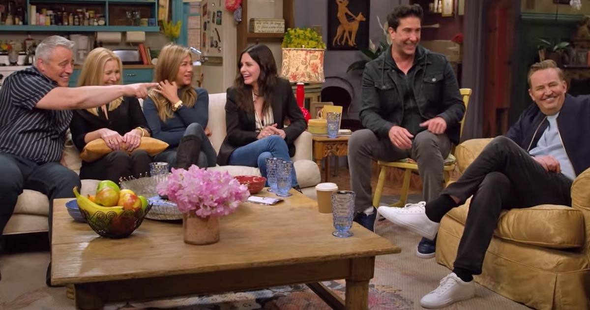 Friends: The Reunion Review