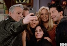 'Friends: The Reunion' records over 1mn views across India