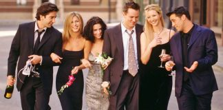 """FRIENDS: When Jennifer Aniston Said """"I Was Scared"""" While Talking About Matt LeBlanc Being Cast As Joey Tribbiani"""
