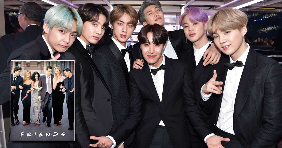 FRIENDS: When RM From BTS Revealed This Show Was His 'English Teacher' & He Watched It Multiple Times - Deets Inside