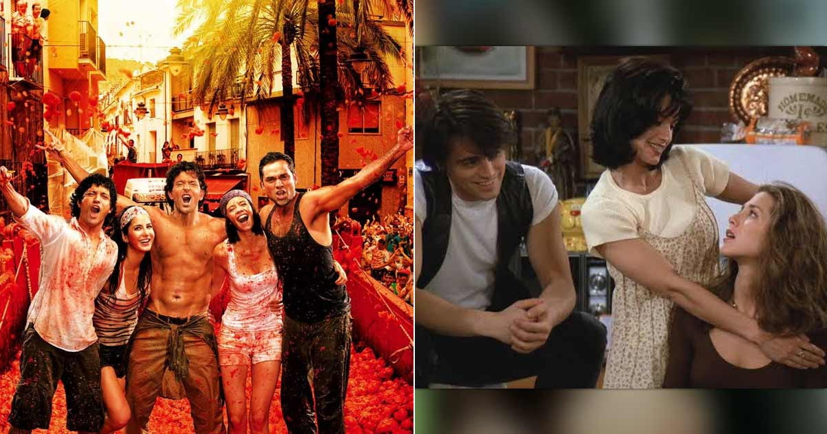 FRIENDS x Bollywood