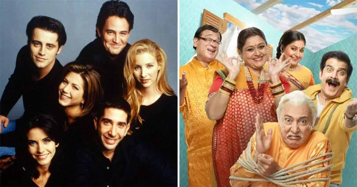 Friends x Khichdi: Producer JD Majethia Shares The Reunion Special Poster With A Desi Twist
