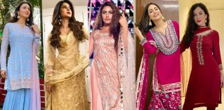 From Hina Khan To Jennifer Winget - Here's Your Eid Outfit Ideas Inspired By These Divas
