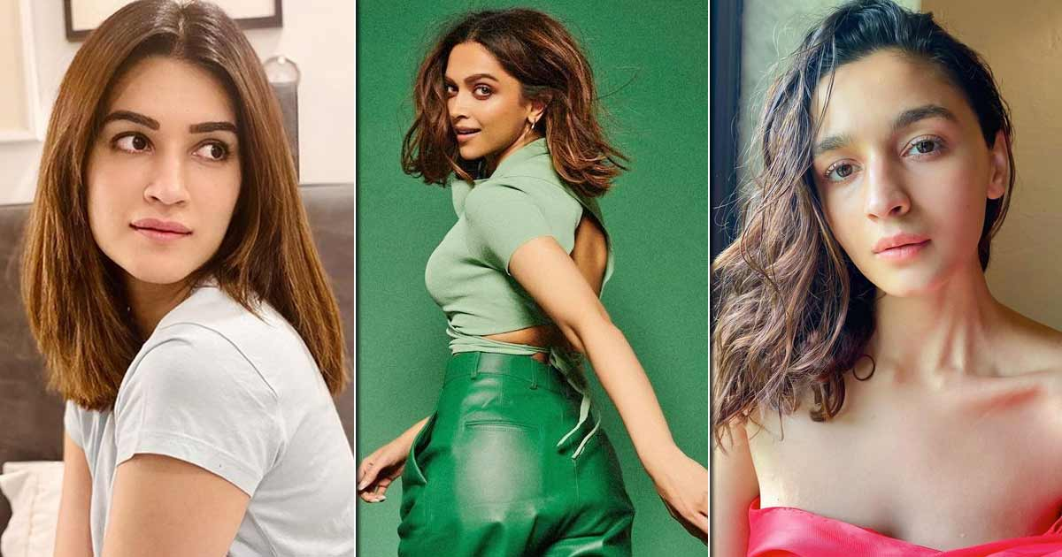 From Deepika Padukone, Kriti Sanon To Alia Bhatt – Style Your Shoulder-Length Hair Inspired By These B-Town Beauties