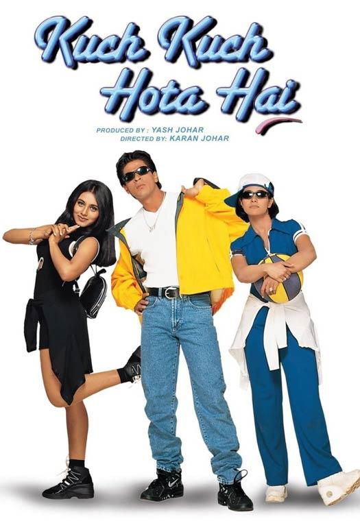 Kuch Kuch Hota Hai Poster