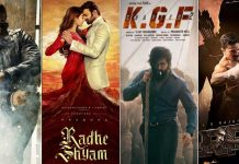 From Prabhas's Radheshyam to S.S. Rajamouli's RRR, here's a list of year's most awaited films