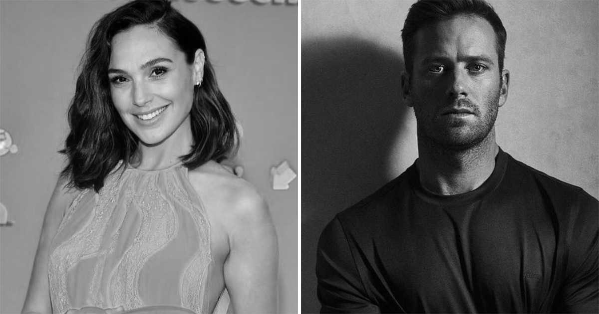 Gal Gadot Opens Up On Death On The Nile Co-Star Armie Hammer Cannibalism Controversy
