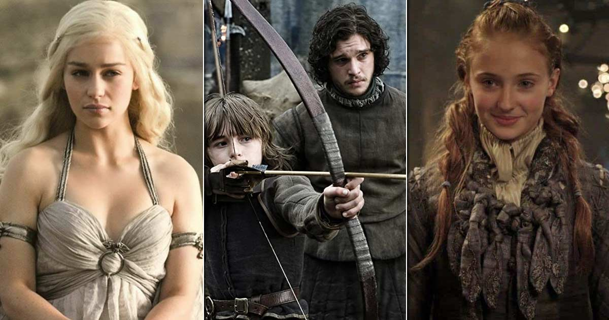 Game Of Thrones: With The Series Wrapping Up Two Years Ago, Here's A Look At The First Words The Characters Spoke On The Show