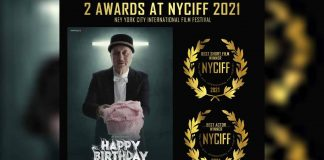 Global Star Anupam Kher bags Best Actor Award at New York City International Film Festival for FNP Media's Short film Happy Birthday