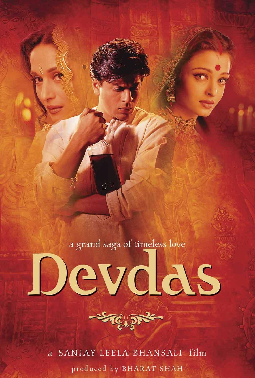 Devdas Poster